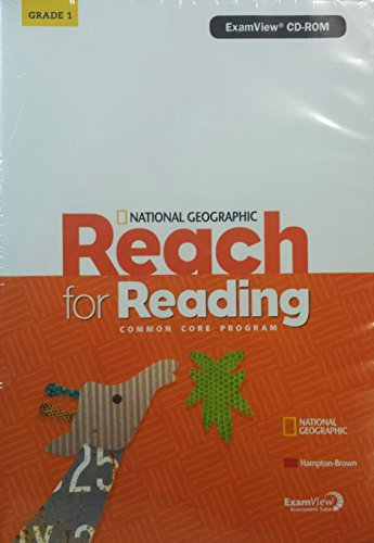 9781285272627: Reach for Reading Grade 1 - ExamView CD-ROM - Common Core Program