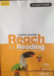 9781285272641: National Geographic Reach for Reading Common Core Program Grade 3 CD-ROM