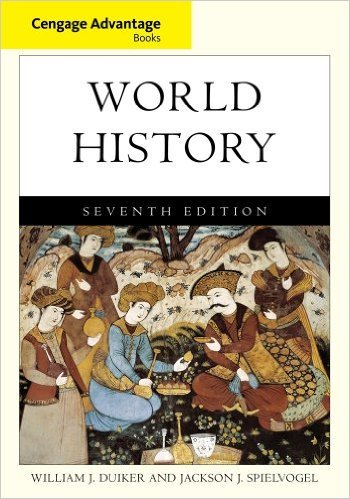 9781285330020: World History, Complete (Paperback) 7th Edition with CourseMate Access Card