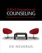 9781285330686: Bundle: A Brief Orientation to Counseling + DVD-Theories in Action