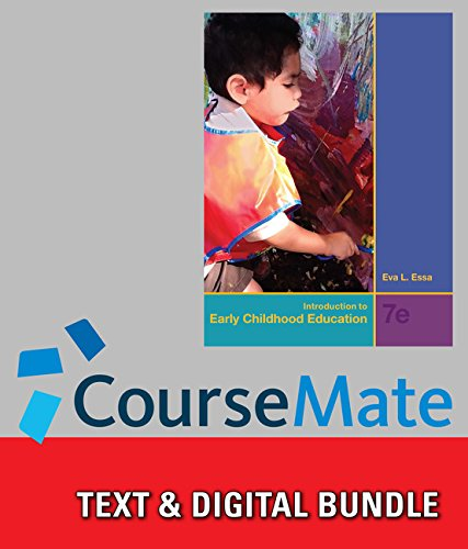 9781285335520: Bundle: Introduction to Early Childhood Education, 7th + CourseMate, 1 term (6 months) Access Code