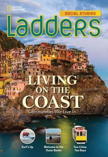 9781285348049: Ladders Social Studies 3: Living on the Coast, (on-level)
