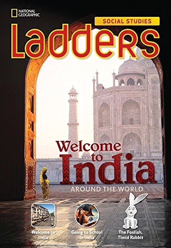 9781285348124: Ladders Social Studies 3: Welcome to India! (on-level)
