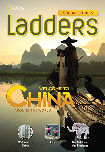 9781285348193: Ladders Social Studies 3: Welcome to China! (below-level)