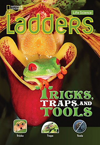 9781285358451: Ladders Science 3: Tricks, Traps, and Tools (above-level; life science)