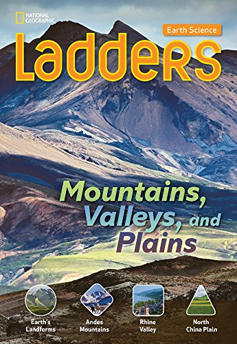 9781285358505: Ladders Science 3: Mountains, Valleys, and Plains (below-level; earth science)