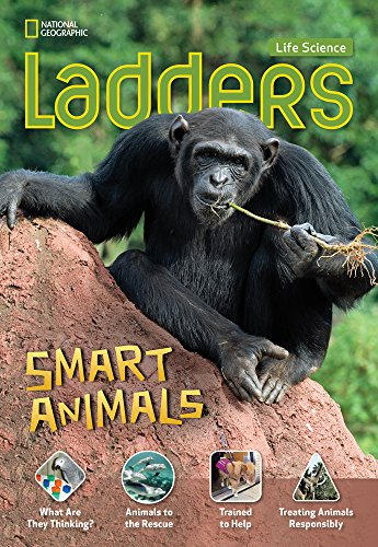 9781285358932: Ladders Science 4: Smart Animals (Above-Level) (Ladders Science, 4 Above-level)