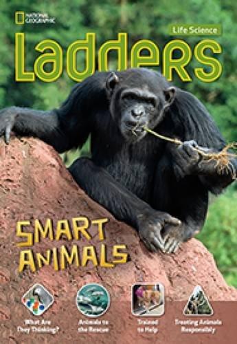 9781285358956: Ladders Science 4: Smart Animals (Below-Level) (Ladders Science, 4 Below-Level)