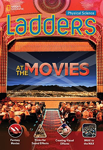 9781285359168: Ladders Science 4: At the Movies (below-level)