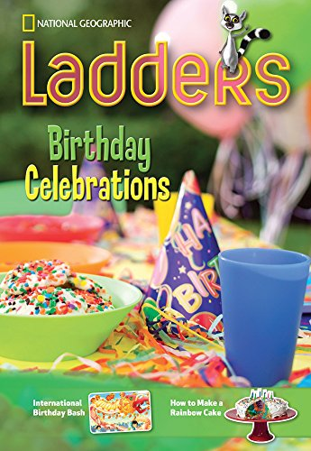 9781285390031: Ladders Non-Common Core 3: Birthday Celebrations (one-below; Social Studies) (Ladders, Non-Common Core 3 One-Below)