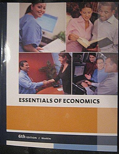 9781285392431: Essentials of Economics