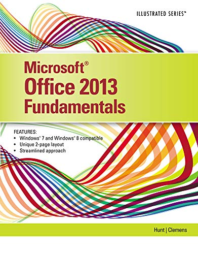 9781285418292: Microsoft Office 2013: Illustrated Fundamentals