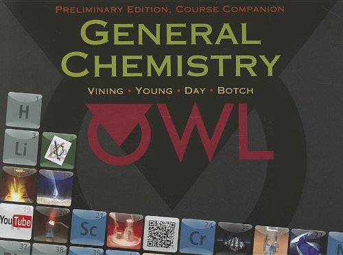 General Chemistry Prelim Ed: Vining Young Day