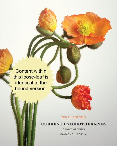 9781285419053: Cengage Advantage Books: Current Psychotherapies