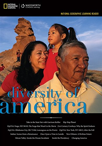 9781285420905: National Geographic Learning Reader: Diversity of America (with eBook Printed Access Card) (Explore Our New Dev. English 1st Editions)
