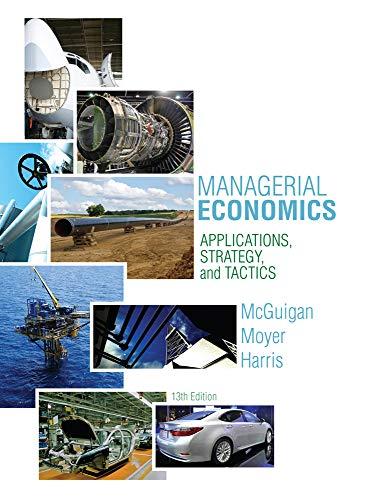9781285420929: Managerial Economics: Applications, Strategies and Tactics (Upper Level Economics Titles)
