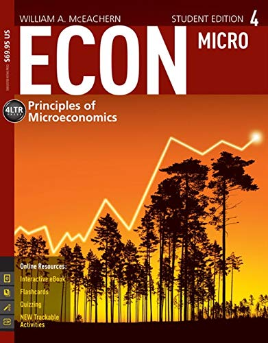 9781285423548: ECON: MICRO4 (New, Engaging Titles from 4LTR Press)