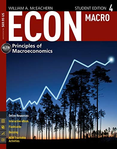 9781285423623: ECON: MACRO4 (with CourseMate, 1 term (6 months) Printed Access Card) (New, Engaging Titles from 4LTR Press)