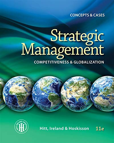 9781285425184: Strategic Management: Concepts: Competitiveness and Globalization