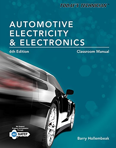 9781285425719: Today's Technician: Automotive Electricity and Electronics, Classroom and Shop Manual Pack