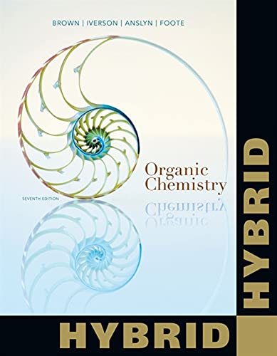 9781285426501: Organic Chemistry, Hybrid Edition (with OWLv2 24-Months Printed Access Card) (William H. Brown and Lawrence S. Brown)