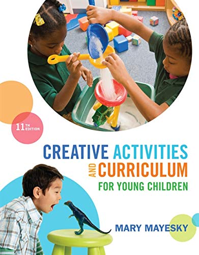9781285428178: Creative Activities and Curriculum for Young Children (CREATIVE ACTIVITIES FOR YOUNG CHILDREN)
