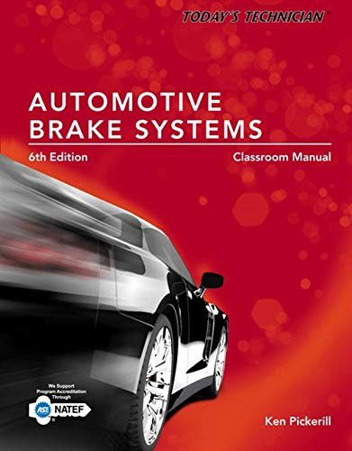 9781285429700: Today's Technician: Automotive Brake Systems, Classroom and Shop Manual Prepack