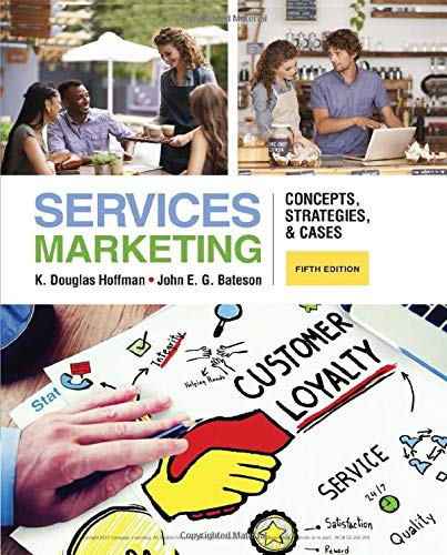 9781285429786: Services Marketing: Concepts, Strategies, & Cases