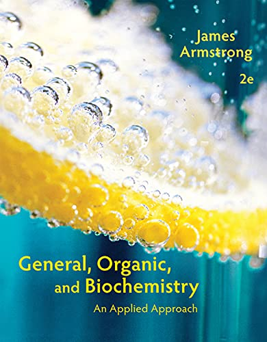 9781285430232: General, Organic, and Biochemistry: An Applied Approach