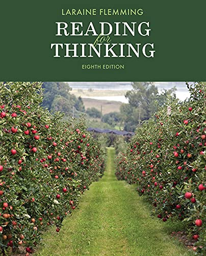 9781285430461: Reading for Thinking (The Flemming Reading Series)
