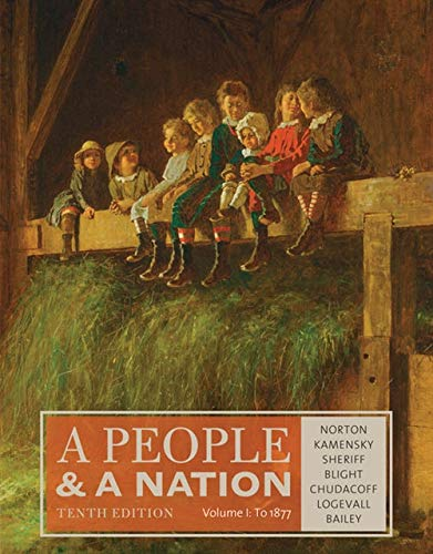 9781285430829: A People and a Nation, Volume I: to 1877