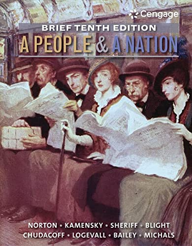 9781285430867: 2: A People and a Nation, Volume II: Since 1865, Brief Edition