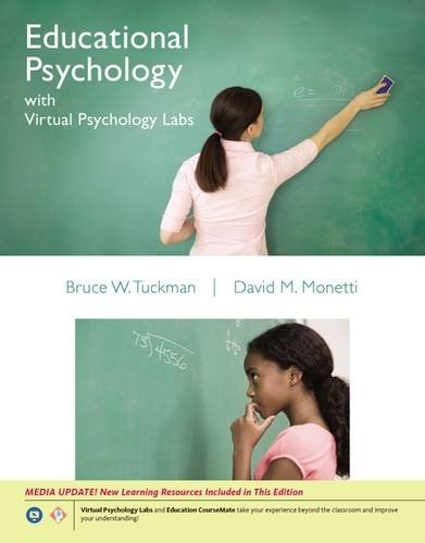 Cengage Advantage Books: Educational Psychology with Virtual Psychology Labs (with Education ...