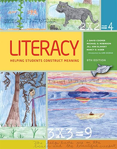 9781285432427: Literacy: Helping Students Construct Meaning