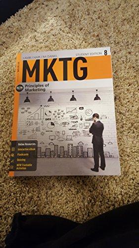MKTG 8:STUDENT ED.-ACCESS CARD: n/a