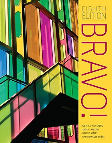 9781285433882: Bravo! (World Languages)