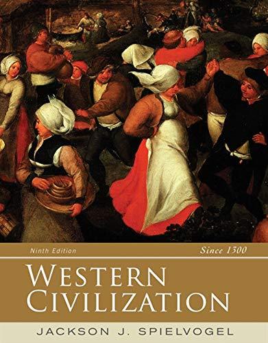 Download Western Civilization, Alternate Volume: Since 1300