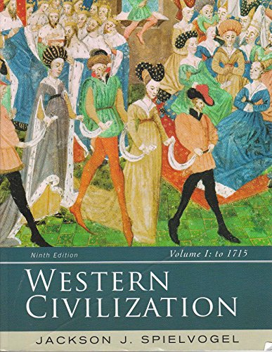 9781285436722: Western Civilization - Volume I: to 1715 - 9th Edit (Instructor Edition)