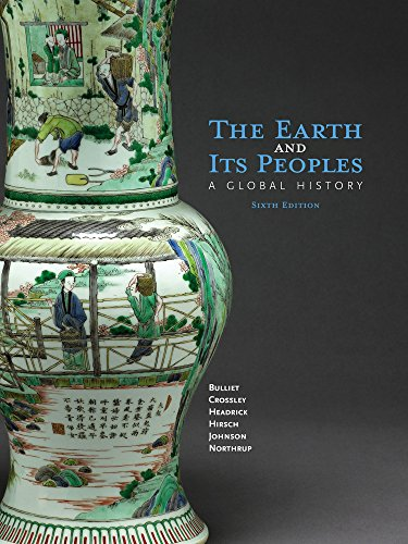 9781285436791: The Earth and Its Peoples: A Global History