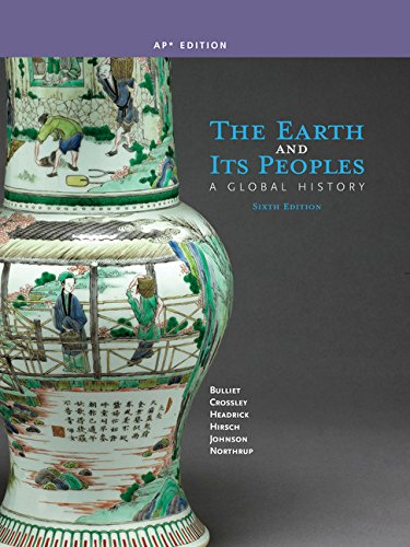 9781285436838: The Earth and Its Peoples: A Global History (AP Edition)