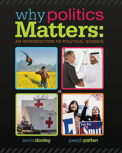 9781285437644: Why Politics Matters: An Introduction to Political Science (with CourseReader 0-30: Introduction to Political Science Printed Access Card)