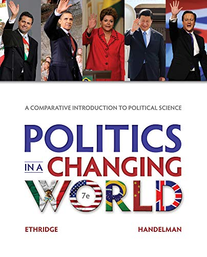 Politics in a Changing World: Marcus Ethridge, Howard