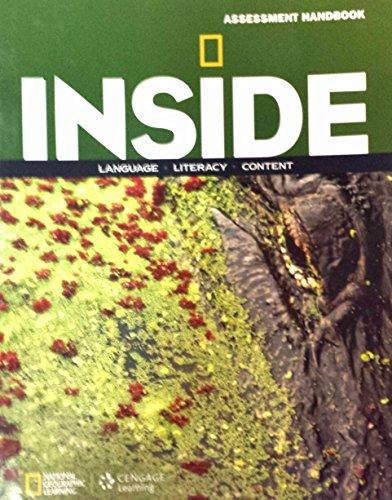 9781285439266: Inside Language, Literacy, Content Assessment Handbook Level B