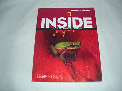 9781285439273: Inside Language, Literacy, Content Assessment Handbook Level C