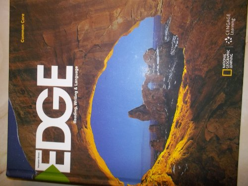 Edge 2014 C: Student Edition: Moore, David W; Short, Deborah J; Smith, Michael W; Tatum, Alfred W