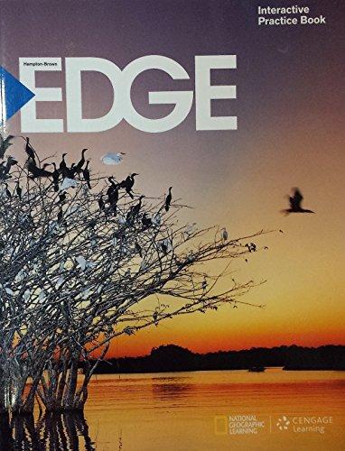 9781285440064: Edge 2014 A: Interactive Practice Book (Edge, Level A)