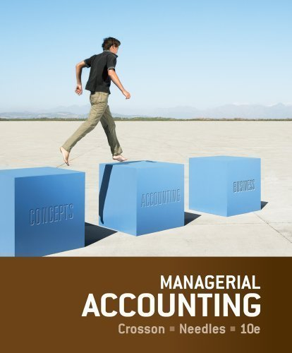 9781285441986: Managerial Accounting