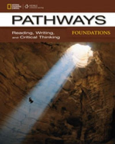 9781285442136: Pathways Foundations: Reading, Writing, and Critical Thinking