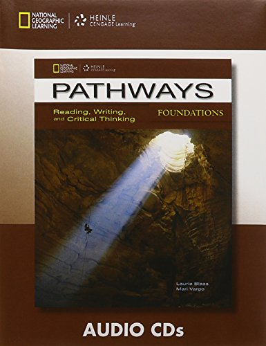 9781285442167: Pathways Foundations: Audio CD: Reading, Writing and Critical Thinking (Summer School)