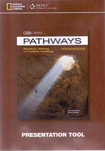 9781285442594: Pathways Foundations: Reading, Writing and Critical Thinking